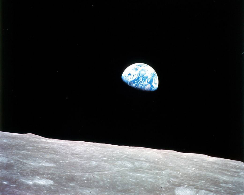 Earthrise 50th anniversary