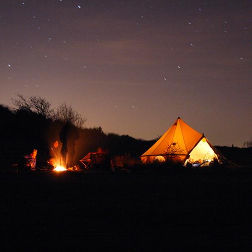 Edinburgh Microadventure: Coastal Wild Camping + Fireside Feast – 29th/30th July