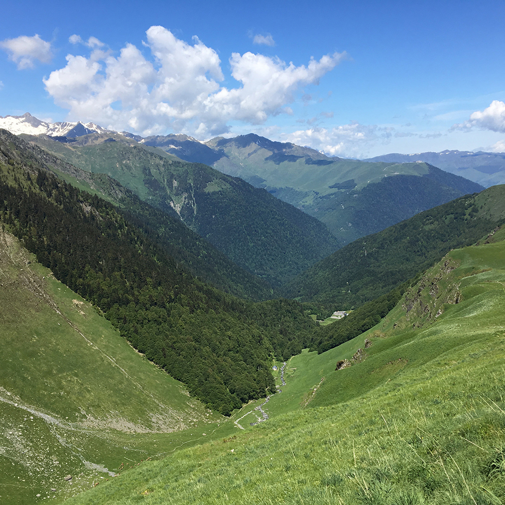 Week-long Pyrenees Experience: 3rd-9th September 2017
