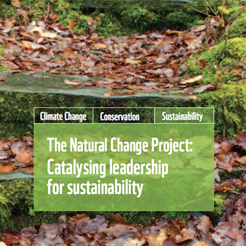 The Natural Change Project