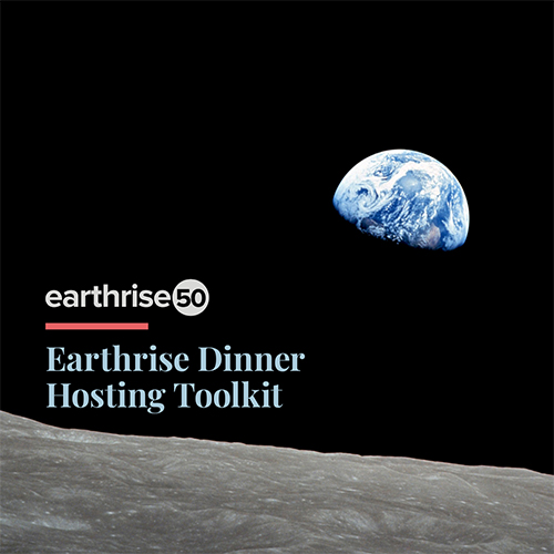 Host An Earthrise Dinner Party