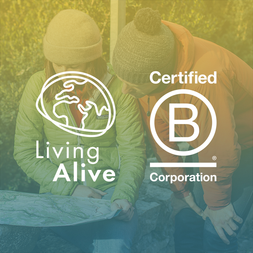 Living Alive: Certified B Corporation